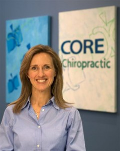 female houston chiropractor
