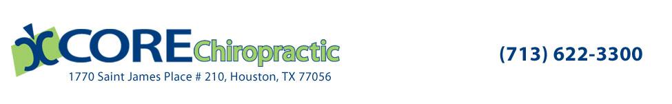 CORE Chiropractic In Houston, TX