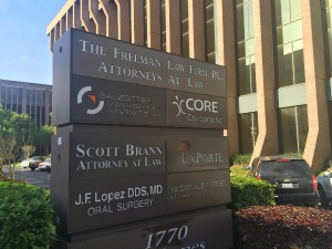 core chiropractic sign