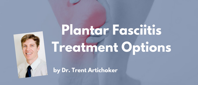 plantar fasciitis treatment options
