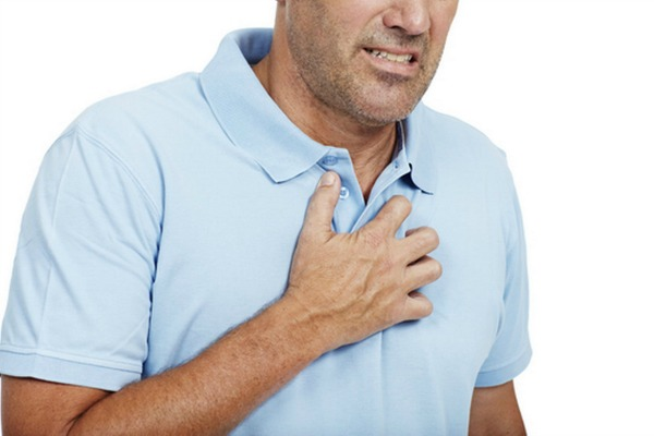 chiropractic for chest pain
