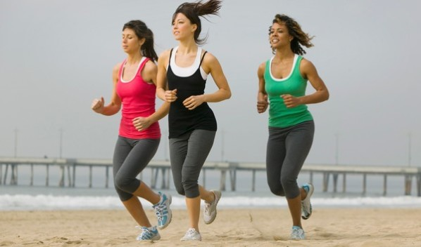 running bad posture