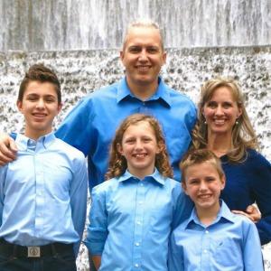 cordova family water wall