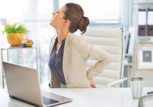 computer pain posture