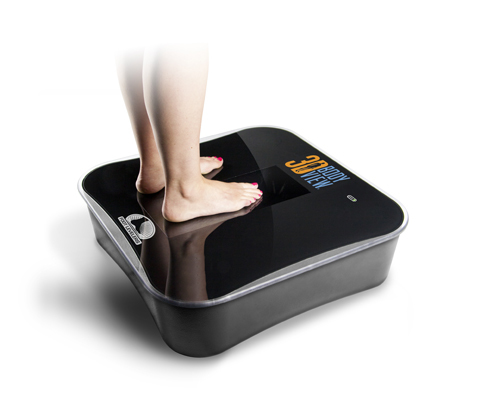 orthotic foot scanner