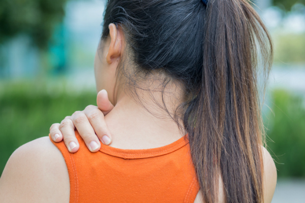 upper back pain houston