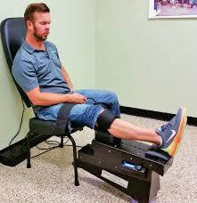 knee decompression treatment